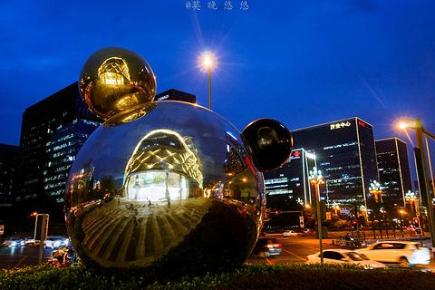 成都银泰中心in99旅游景点攻略图