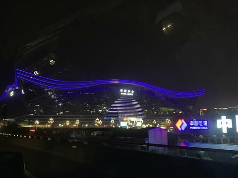 新世纪环球中心旅游景点图片