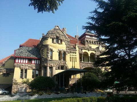 胶澳总督府旧址旅游景点图片
