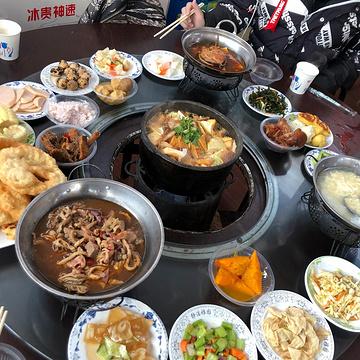 柳沟豆腐宴64号院