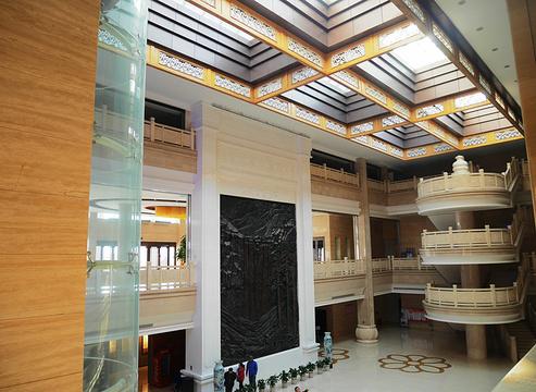 延边州博物馆旅游景点图片