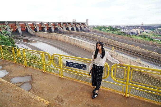 伊泰普水电站参观 ITAIPU BINACIONAL DAM图片