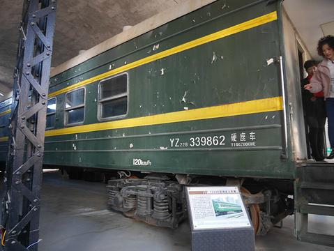 中东铁路运输博物馆(机车库遗址)旅游景点攻略图