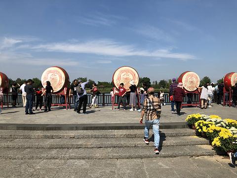 尚湖风景区旅游景点攻略图
