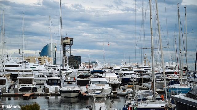 奥林匹克港旅游景点图片