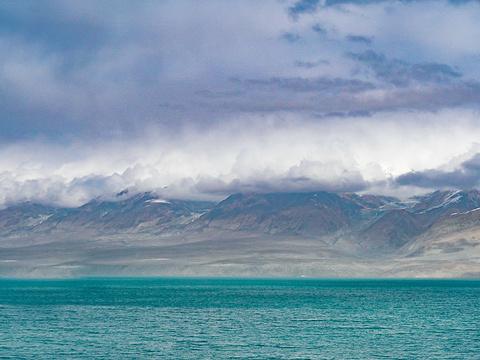 塔什库尔干白沙湖旅游景点图片
