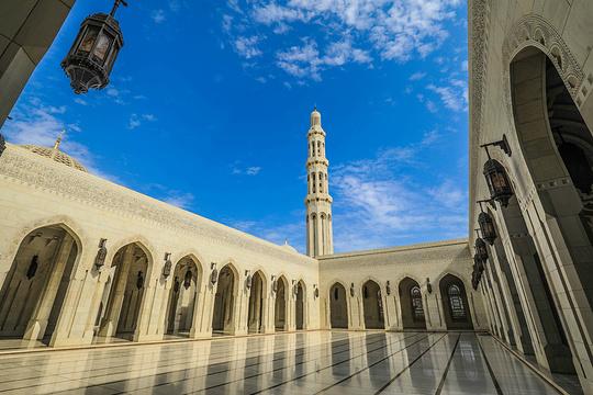 大清真寺旅游景点图片
