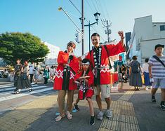 2019函馆港祭:赴盛会,赏美景,记夏之风物诗