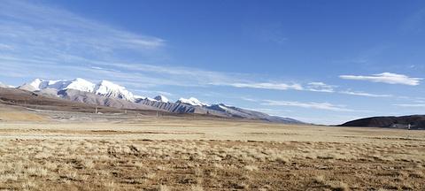 念青唐古拉山旅游景点攻略图
