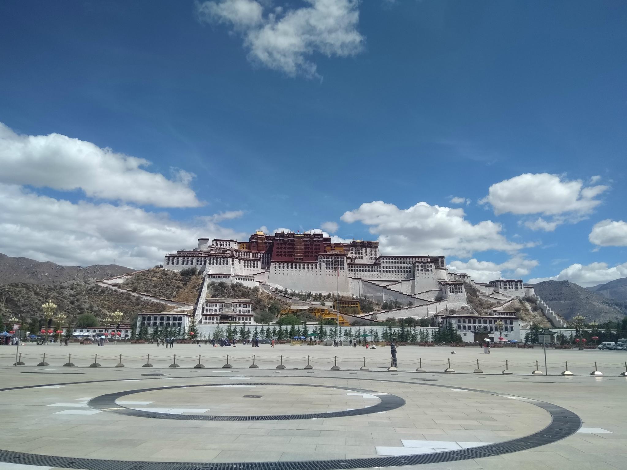 福克斯单车自驾去西藏(318川藏线进-青藏线出)----2016.05