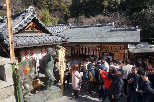 地主神社旅游景点图片