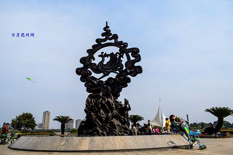 芜湖东湖公园旅游景点攻略图
