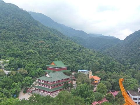 贞山旅游景点图片
