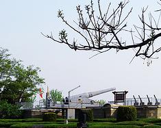 参观清末海防历史风貌,感受东炮台上的英雄情怀