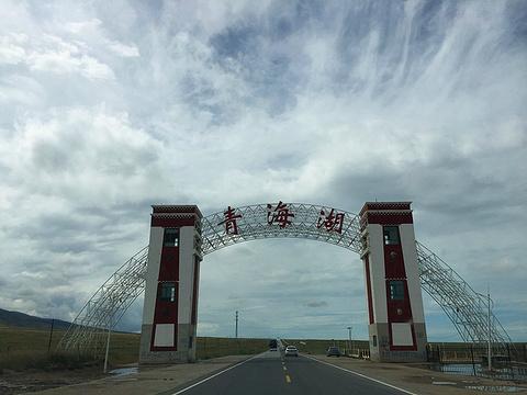 青海湖旅游景点攻略图