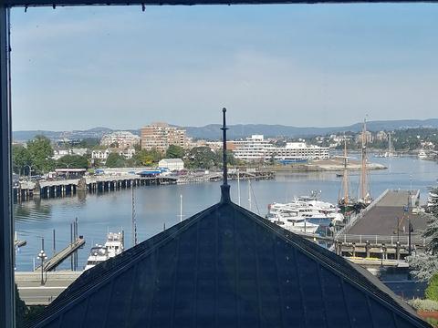 费尔蒙女皇酒店(Fairmont Empress Hotel)旅游景点图片