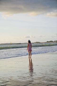 金巴兰海滩旅游景点攻略图