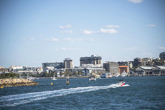 环形码头旅游景点图片