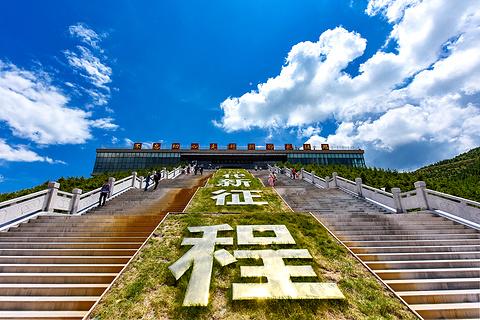 六盘山红军长征纪念馆旅游景点攻略图
