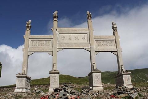 北台叶斗峰旅游景点攻略图