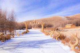 何须跑到遥远的东北去看雪?北京这个邻居便有最美雪乡