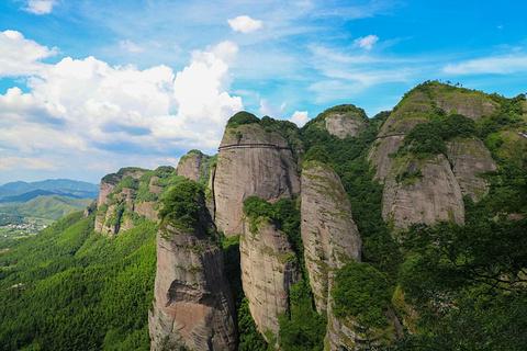 南武当旅游景区的图片