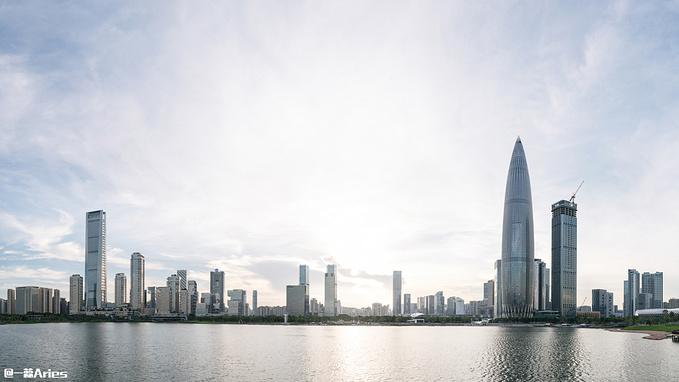 华润深圳湾体育中心图片