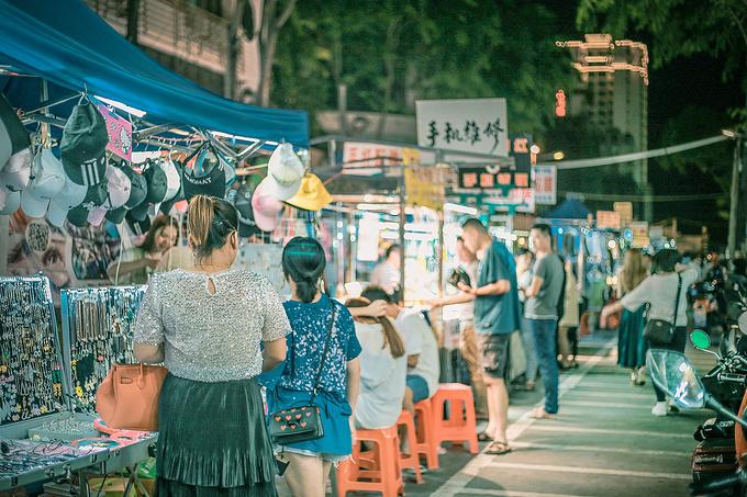 第一市场夜市,歪果仁都爱逛的人气夜市图片