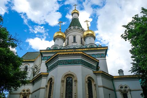圣尼古拉斯俄罗斯教堂旅游景点攻略图