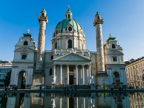 查理教堂旅游景点图片