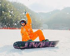 桐庐生仙里滑雪记,江南孩子拥抱户外滑雪乐趣