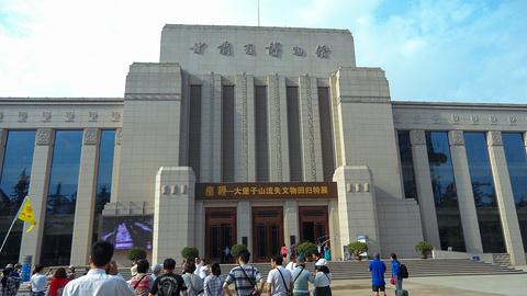 甘肃省博物馆旅游景点攻略图