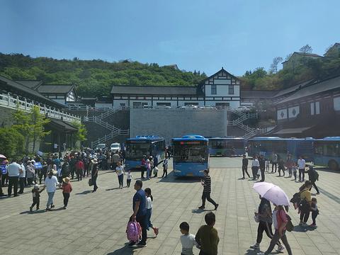 花果山旅游景点攻略图