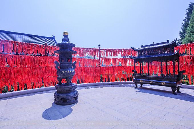 径山寺图片