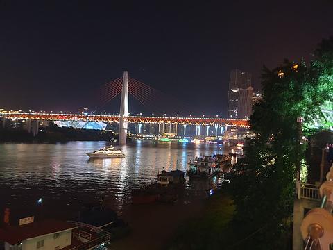 千厮门大桥旅游景点图片