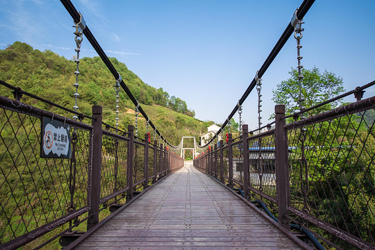 三峡九凤谷旅游景点图片