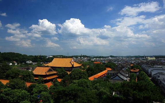 衡山风景名胜区旅游景点图片
