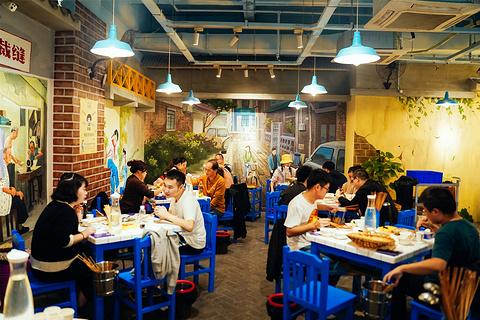签斤小姐牛肉串串(三峡广场总店)旅游景点攻略图