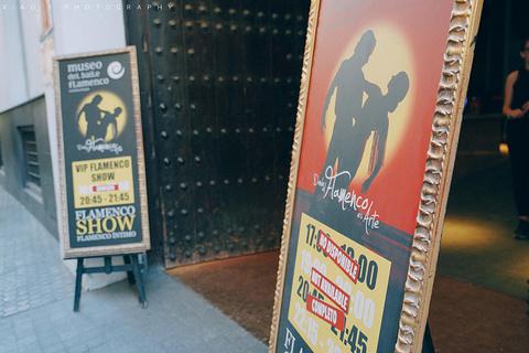 弗拉门戈舞蹈博物馆旅游景点攻略图