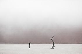 纳米比亚8000万年的勇气之地,上帝谱写着冰与火的传说