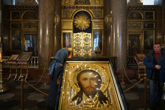 喀山大教堂旅游景点图片