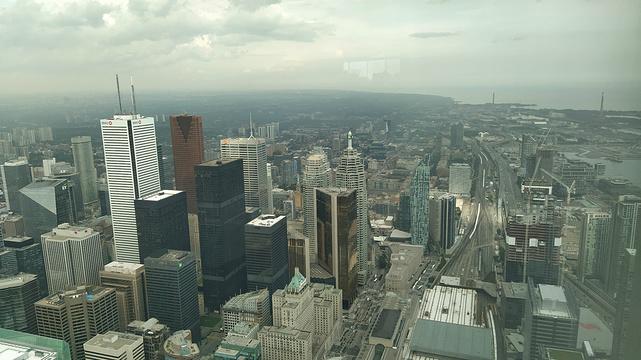 加拿大国家电视塔旅游景点图片