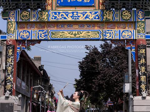 顺城巷旅游景点图片