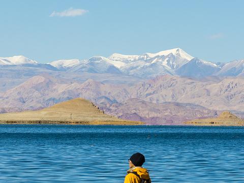 班公湖旅游景点图片