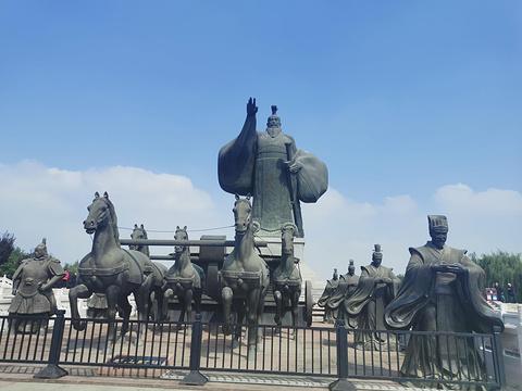 汉城湖景区旅游景点攻略图