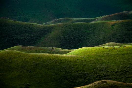 人体草原旅游景点图片