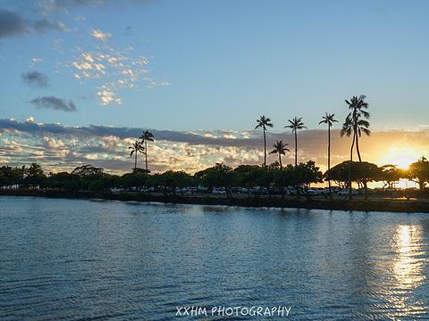 阿拉莫纳海滩公园旅游景点图片