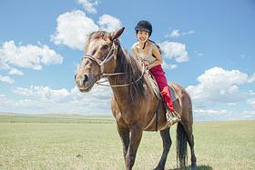 如果再多一匹马,你会不会跟我去呼伦贝尔?