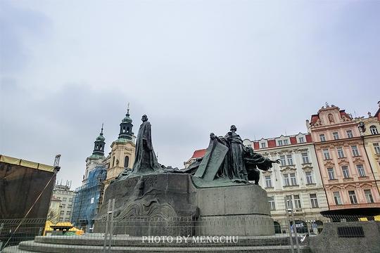布拉格老城广场旅游景点图片