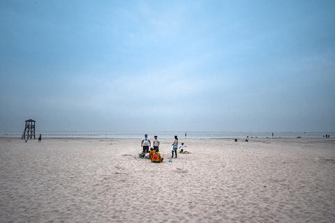 徐州骆马湖旅游区旅游景点攻略图